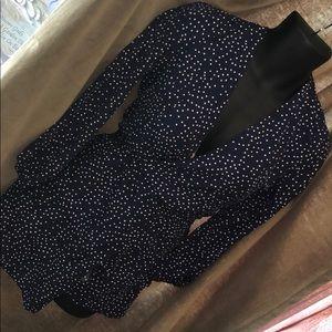 Ark&co wrap dress new